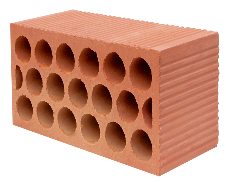 Productos ladrillos perforados ladrillos bail n ja n - Paredes de pladur o ladrillo ...